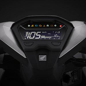 Digital Speedometer Vario ESP 125cc Perfection