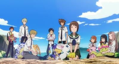 Digimon Adventure Tri Chapter 5-Coexistence Hindi Dubbed 2