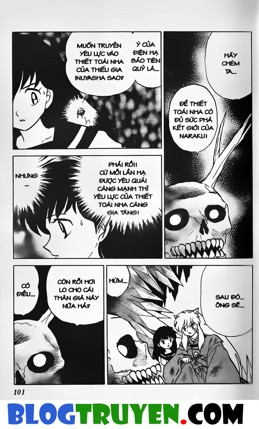 Inuyasha vol 33.6 trang 6