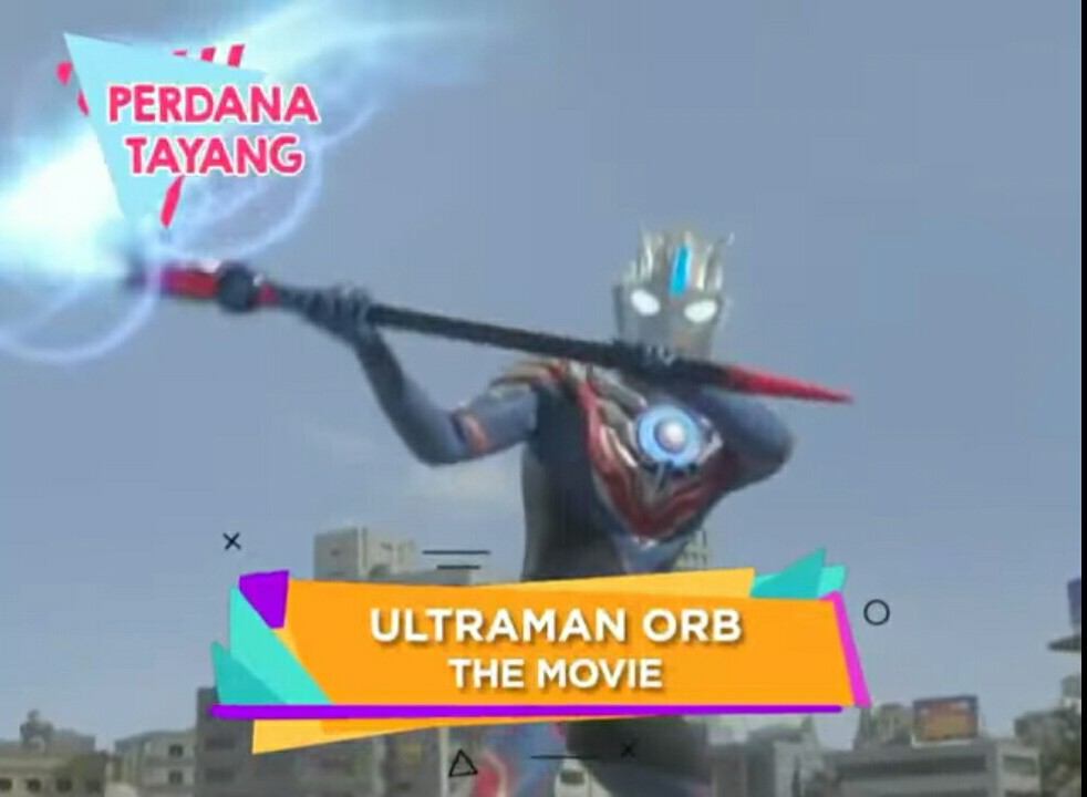 ultraman orb the movie