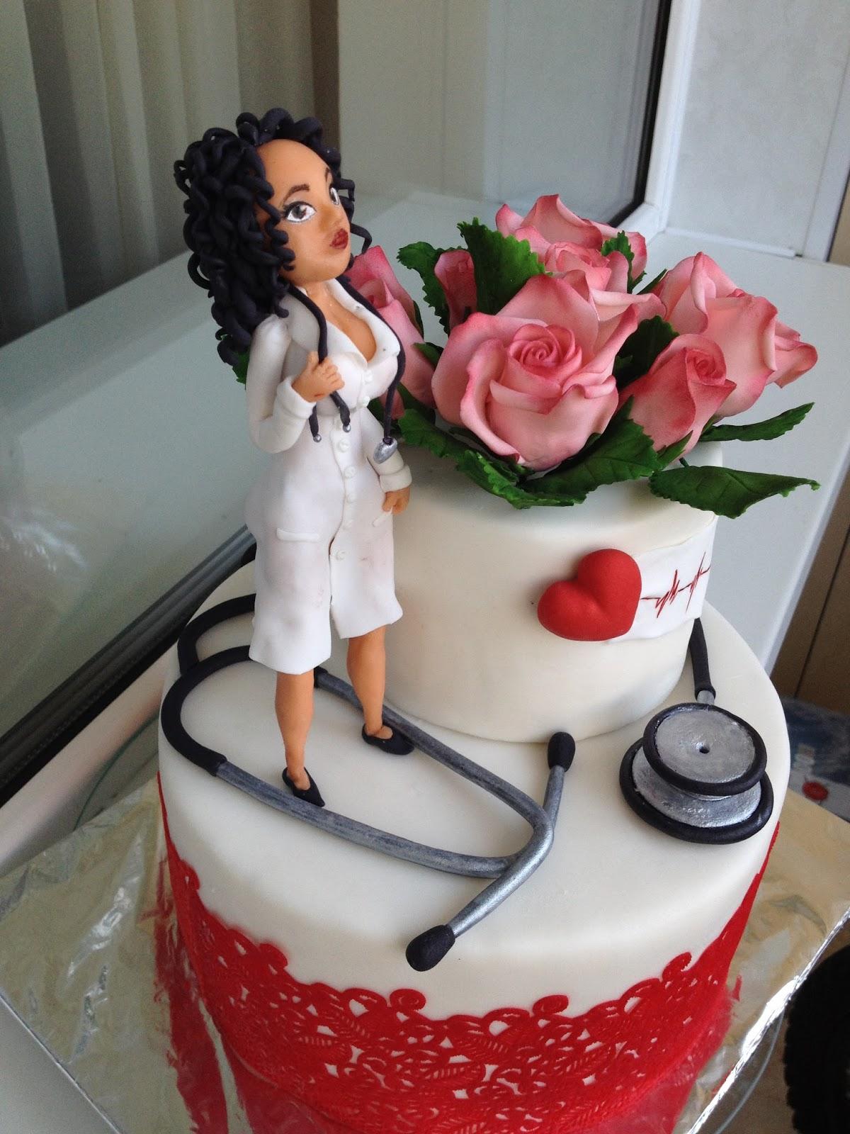 Открытка с днем рождения косметологу женщине
