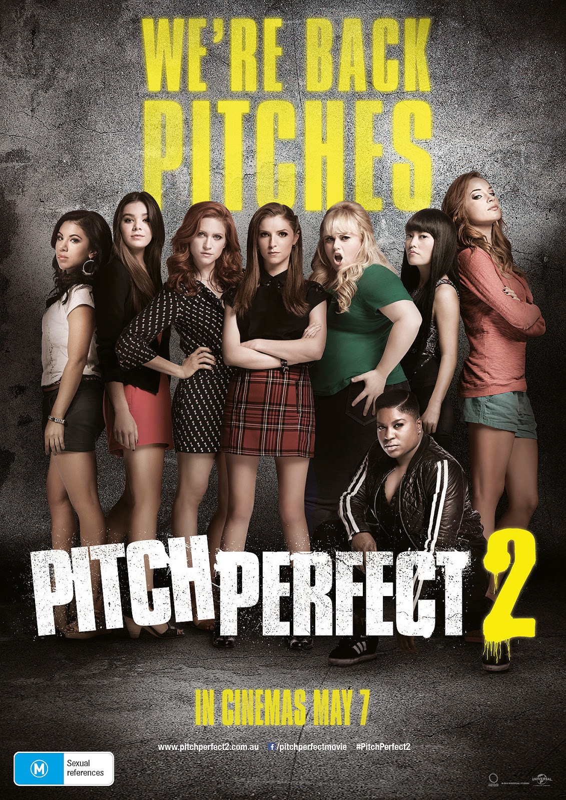 Pitch Perfect 2 2015 - Full (HD)