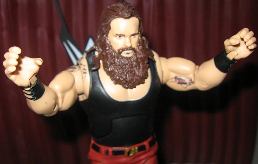 j s wrestling memorabilia who can defeat braun strowman