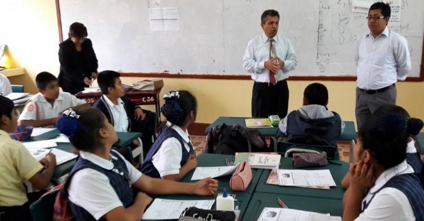 Más de 65 mil escolares participarán de Olimpiada Nacional de Matemática en Chiclayo