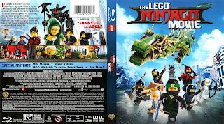 lego ninjago movie dvd