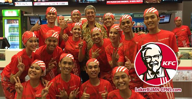 Lowongan Kerja KFC Indonesia Via BKK SMKN 5 Kota Bekasi