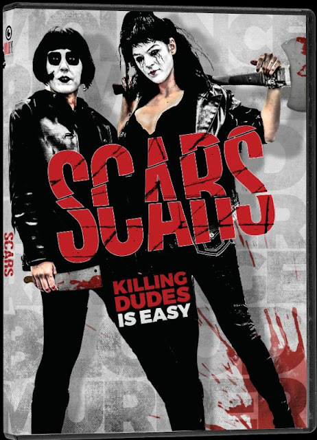 Scars DVD cover