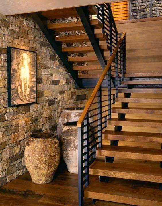 Modern Duplex Staircase Designs