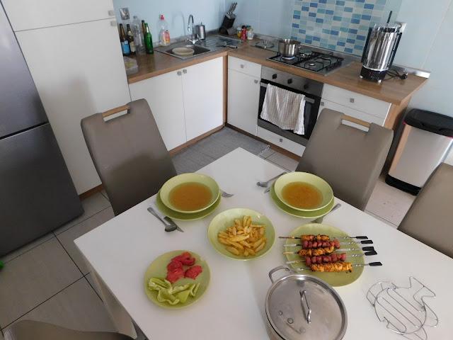 food, jelo, ručak, lunch, summer, ljeto, soup, juha