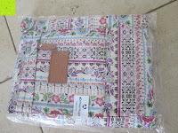 Verpackung: Yogatasche »Damayanti« von #DoYourYoga aus 100% Edel-Canvas (Segeltuch), aufwendig verarbeitet, für Yoga- und Pilatesmatten bis zu einer Größe von 186 x 60 x 0,5 cm, in 12 ausgefallenen Designs erhältlich.