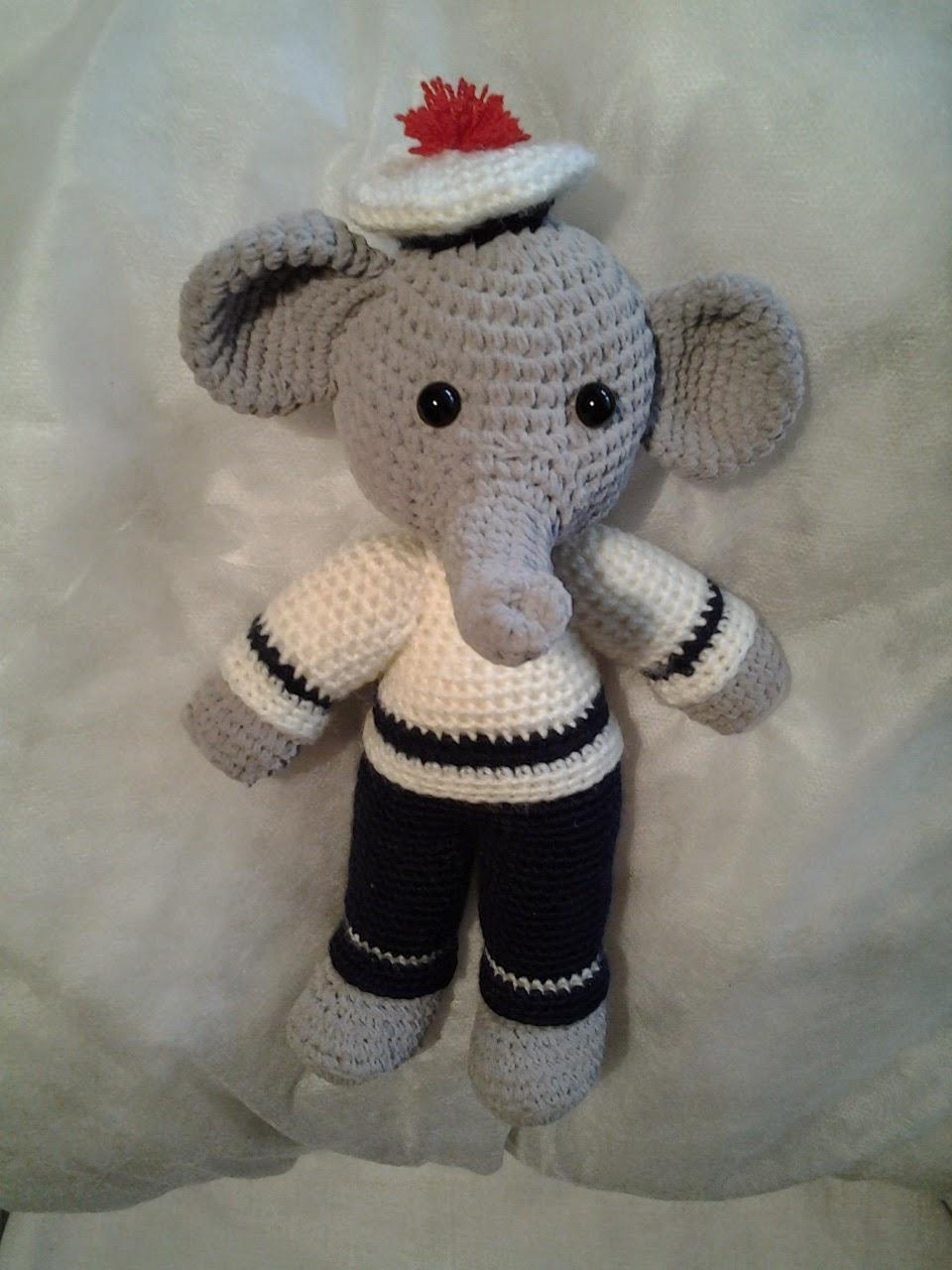 elefante Archivi - Amigurumi Gratis Free | 1280x960
