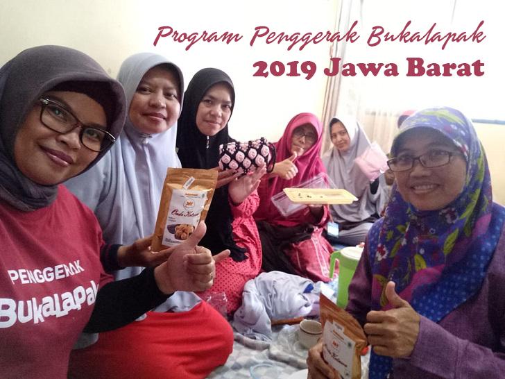 Program Penggerak Bukalapak 2019 Jawa Barat