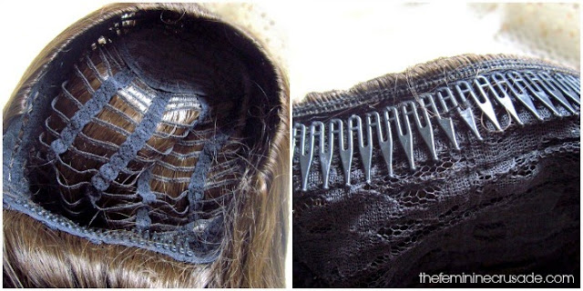 Wonderland Wigs Double Volume Ombre Clip In Weave