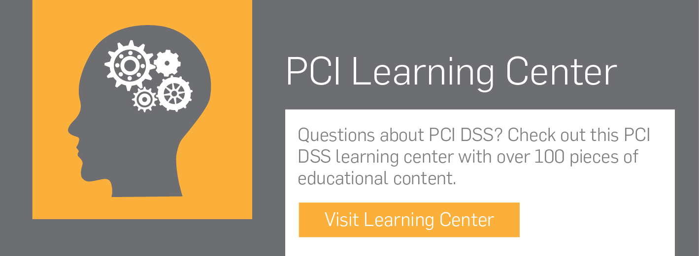 PCI DSS learning center, SecurityMetrics