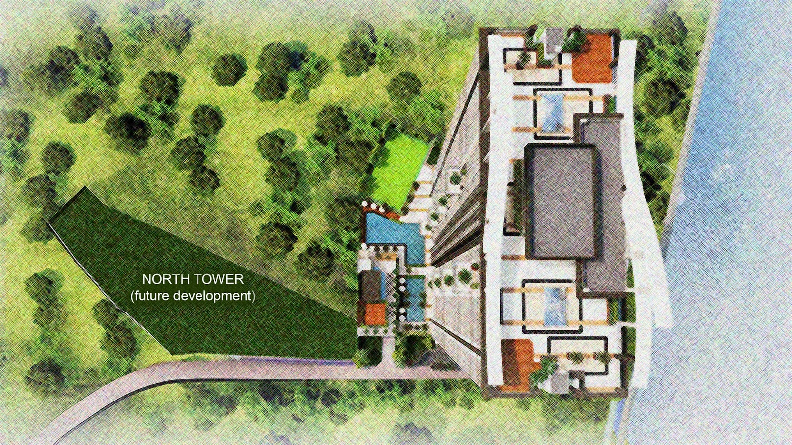 Sheridan Towers Site Development Plan