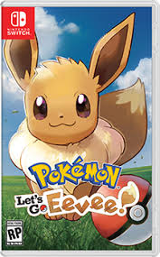 Pokémon Let's Go Eevee Switch Xci nsp