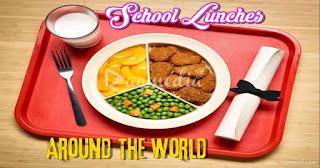 وجبات-التلاميذ-في-المدارس-حول-العالم