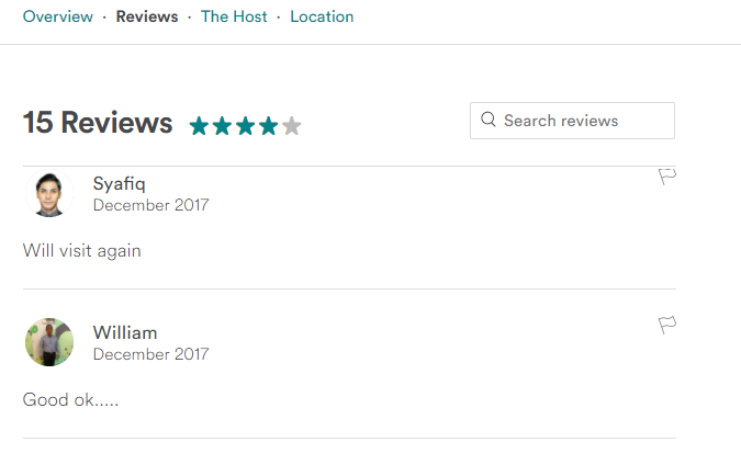 Review by Airbnb Gust: Peach Room