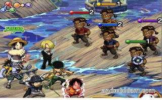 Download Game Android Terbaik One piece Treasure Cruise Full