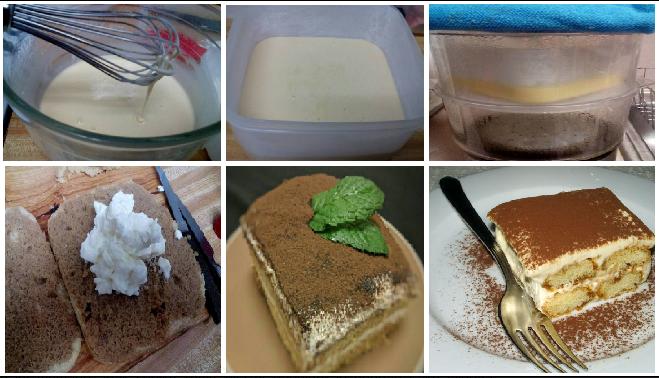 Resep Cake Tiramisu Jtt: Resep Dapur Andalan: Resep Cara Membuat Tiramisu Cake