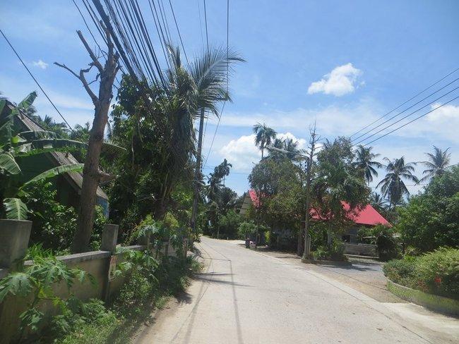 Улица на Маенаме соя пять