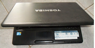 Toshiba Satellite C600 Core 2 Duo