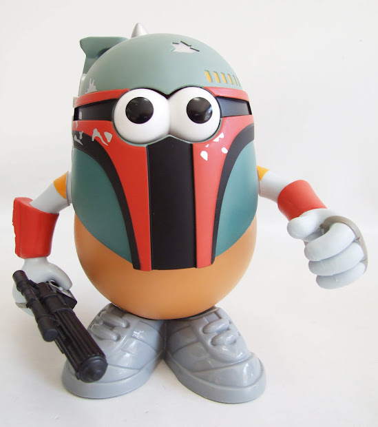 Potato Star Wars Merchandising Pelculas