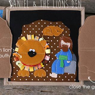 Daniel & Lion's Den
