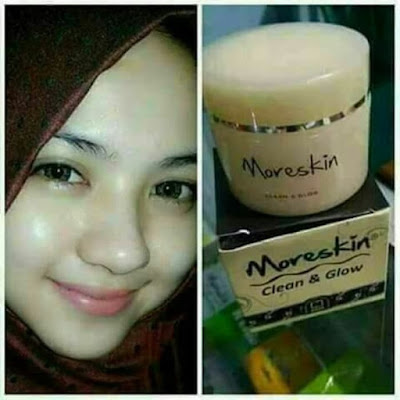 Khasiat Moreskin Clean and Glow Nasa