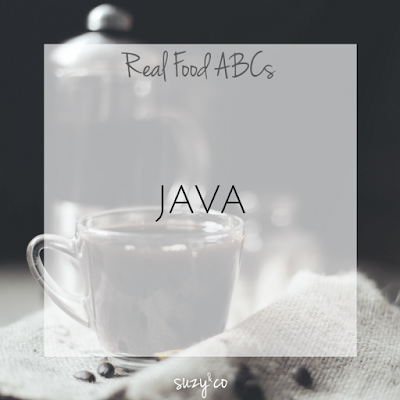 real food abcs - java