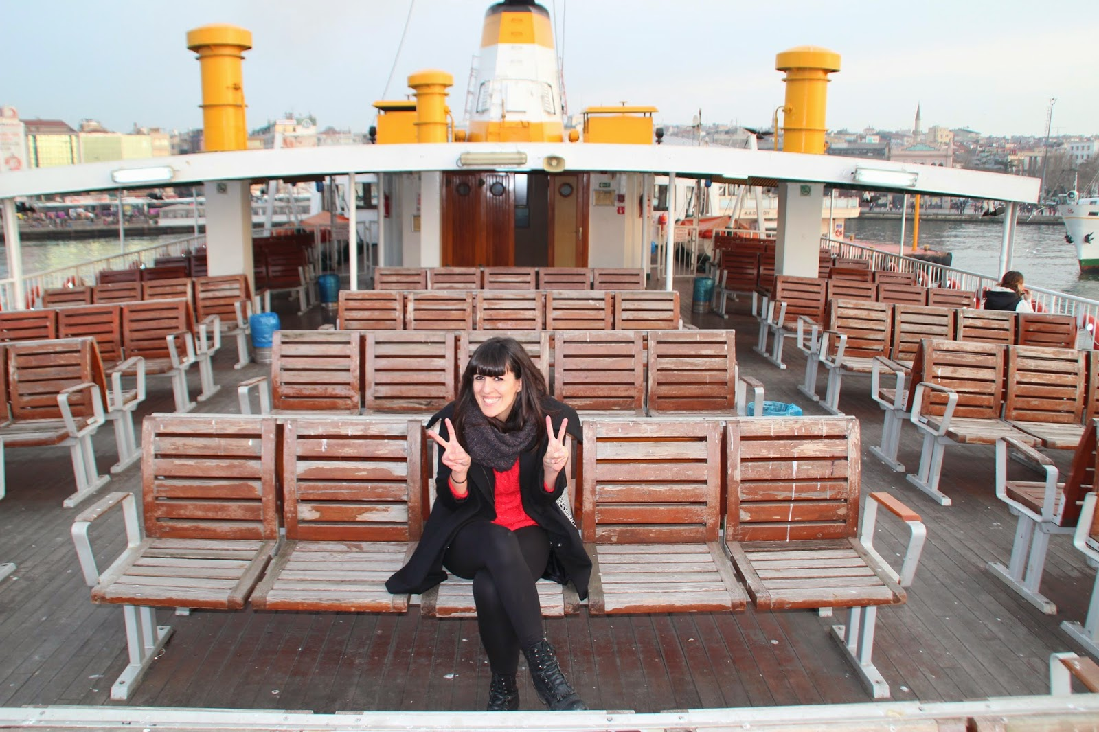 Dianamiaus Ferry Estambul