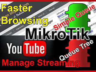 Solution to Limit Youtube Video Streams on Mikrotik