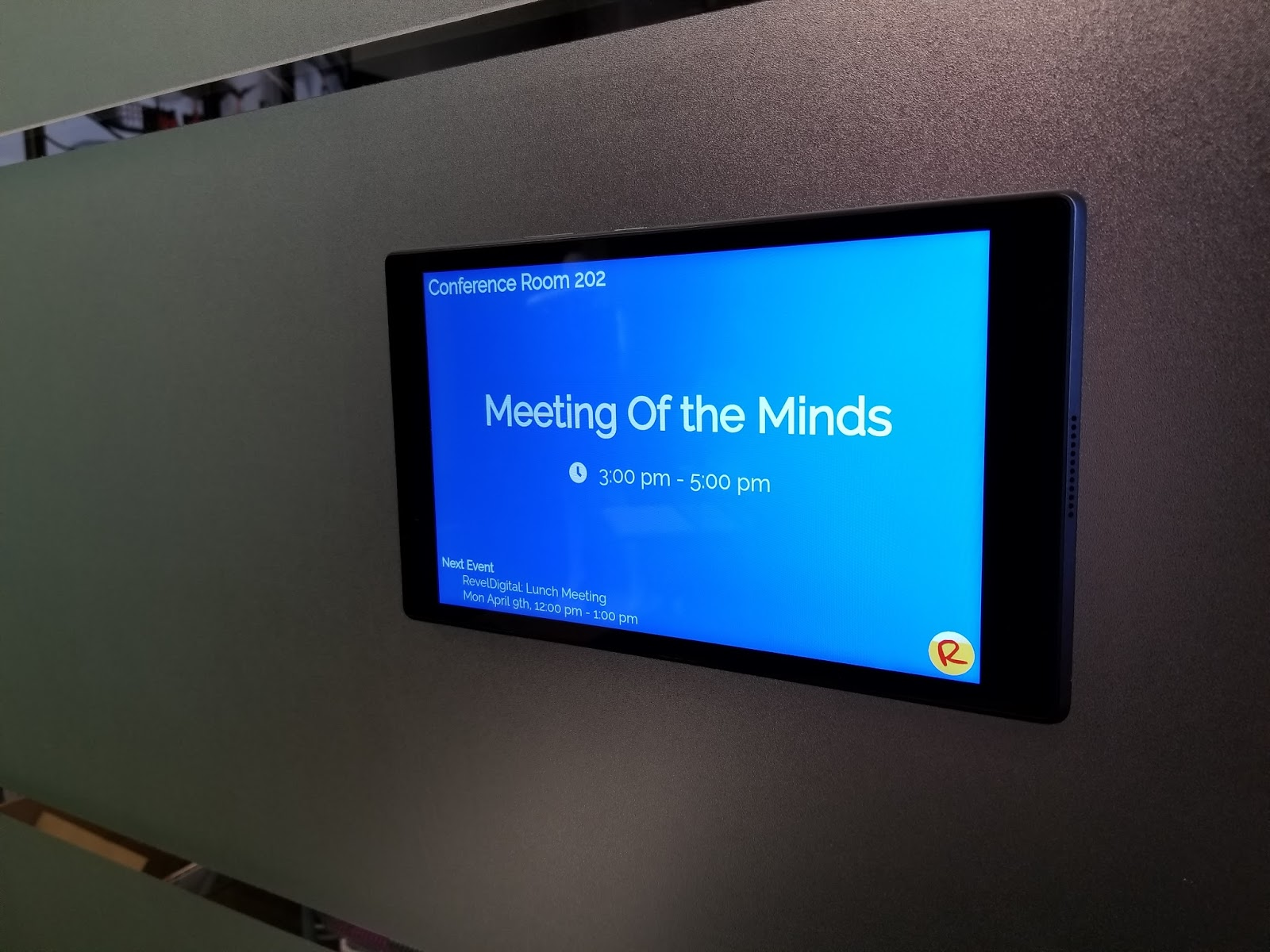 Two New Gadgets Are Now Available One Designed Specifically For Meeting Room Signage And The Other A Minimalistic Weather Gadget Both Are Free To Use And