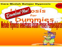 Metode Hipnotis sementara di dalam Proses Kegiatan Pembelajaran