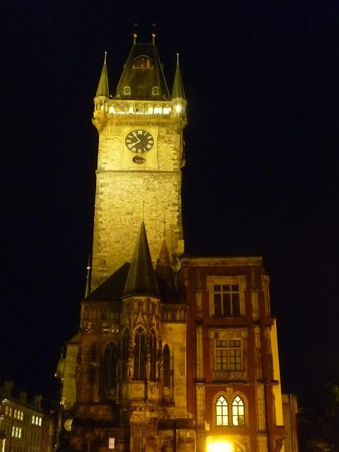 Чехия, Прага - Староместская площадь (Czech Republic, Prague - Old Town Square)