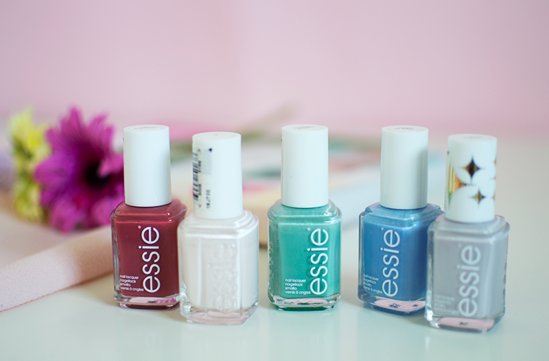BEAUTY: ESSIE SUMMER NAIL POLISH EDIT