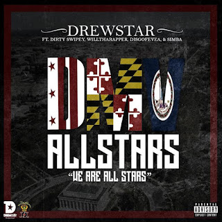 Drewstar Productions Presents DMV All Stars Mixtape