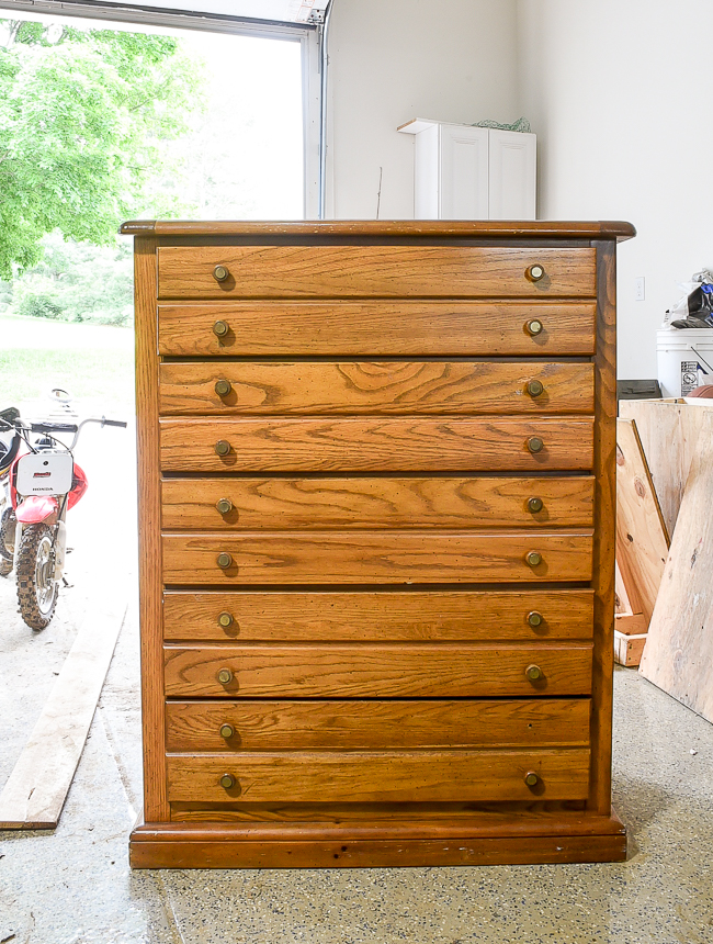 Dresser found on facebook marketplace