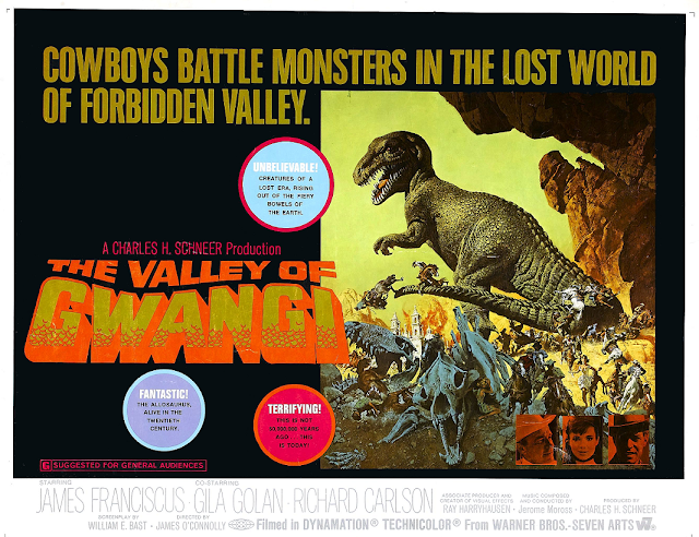 El valle de Gwangi / The Valley of Gwangi (película)