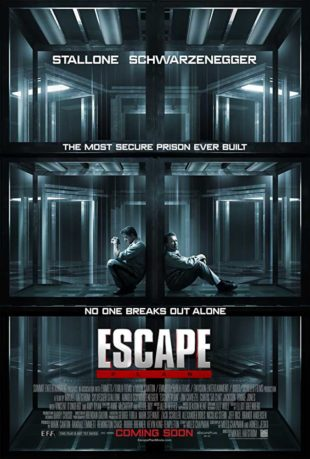 Escape Plan 2013 Dual Audio In Hindi English  BRRip 720p