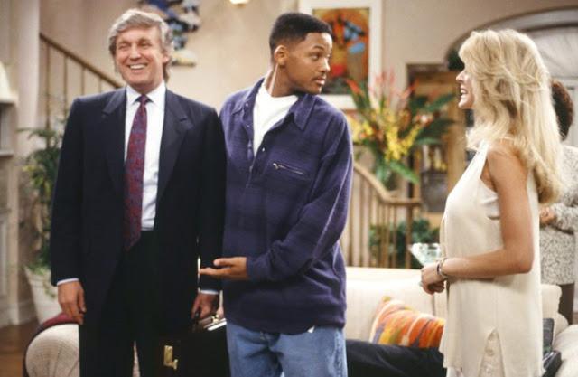 19 Imágenes vergonzosas de Donald Trump… antes de que fuera presidente