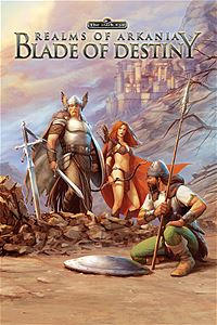 Realms of Arkania: Blade of Destiny (Xbox)