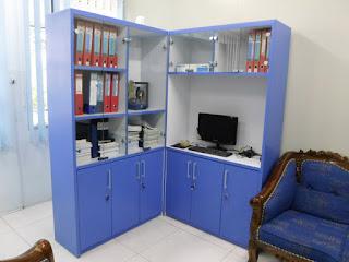 furniture semarang Almari Arsip Dokumen Kantor Custom Warna Sesuai Pilihan Pesanan