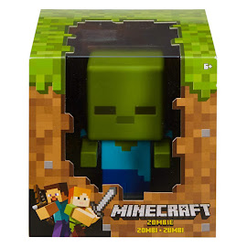 Minecraft Large Mini Figures Zombie Mini Figure