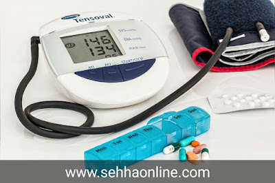 علاج ارتفاع ضغط الدم-Treatment of hypertension