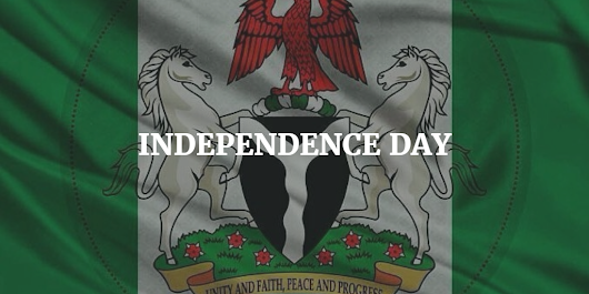 Independence message. A five Minutes read.