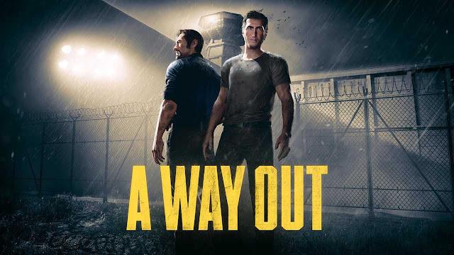 A Way Out ini merupakan sebuah game bergenre Spesifikasi Game A Way Out Untuk PC