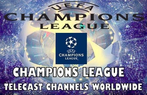 UEFA Champions League TV Schedule, Listings