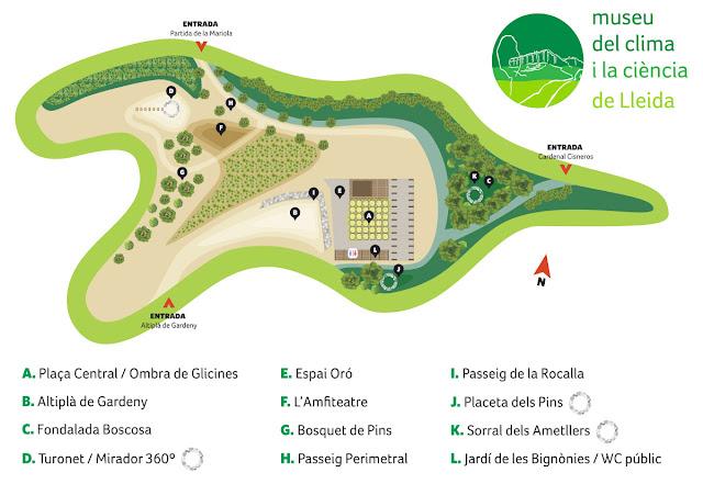 Inaugurada la Sala Oró del nuevo Museo del Clima y la Ciencia de Lleida