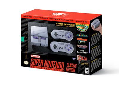 Un nuevo Mini Super Nintendo con 21 juegos llegará este 29 de septiembre